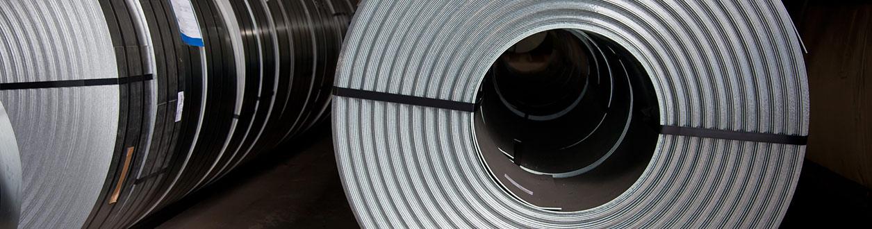 eFive Warehousing - Coils Storage
