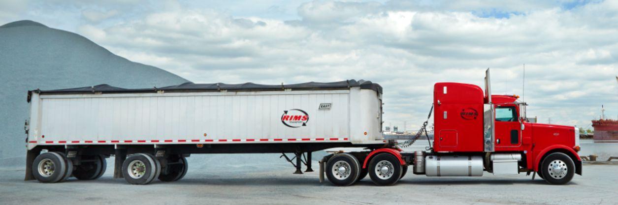 RIMS Bulk Transport Truck