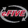 eFIVE logo